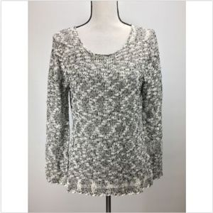 Harlowe & Graham Sweater Size S Small Scoop Neck